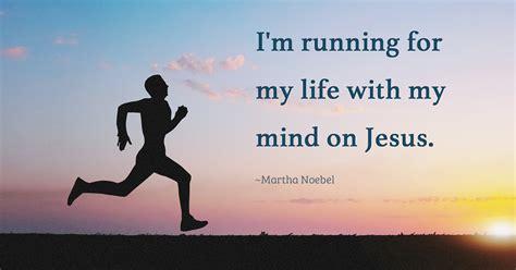 I'm Running for My Life | CBN.com