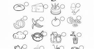 Essen Und Trinken Ausmalen Deutsch Pinterest