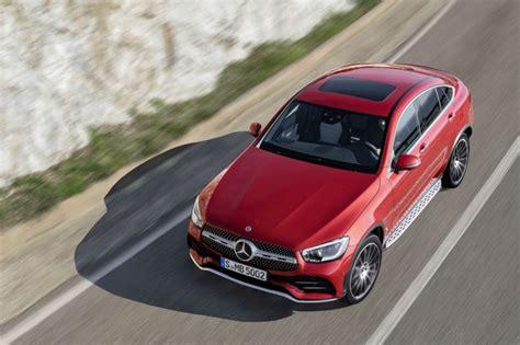Along with four doors, flexible space, and turbo power driving. Mercedes GLC 2019 : le coupé lui aussi mis à jour - Photo ...