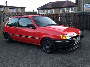 Ford Fiesta Mk3 : this ford fiesta 1 6 mk3 1990 is for sale ford lincoln mercury ford 1990s cars cars ~ Voncanada.com Idées de Décoration