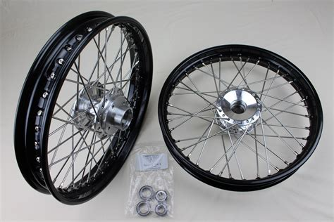 Front Wheels Powder Coated Steel Rim « Triking Shop