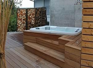 die besten 25 whirlpool garten ideen auf pinterest With whirlpool garten mit kleiner wintergarten balkon
