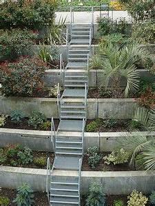 Jardin En Pente Raide : 25 melhores ideias sobre jardim inclinado no pinterest jardim inclinado jardim com terra o e ~ Melissatoandfro.com Idées de Décoration
