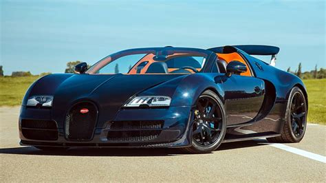 Bugatti Up by Two Bugatti Veyrons Come Up For Sale