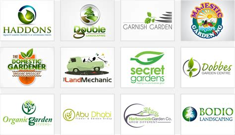 Garten Und Landschaftsbau Firmen by Evergreen Landscaping And Gardening Logo Design Tips