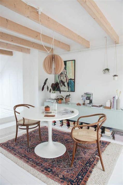 table de cuisine ronde blanche la plus originale table de cuisine ronde en 56 photos