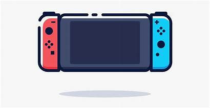 Nintendo Switch Clipart Transparent Clipartkey