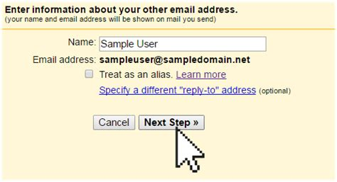 Smtp Gmail 25 by How To Added Domain Email Account Into Your Gmail Account
