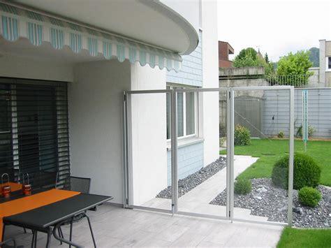 windschutz terrasse plexiglas faltbarer windschutz aus acrylglas wigart ag