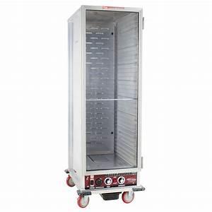 Winholt Nhpl  Proofer Mobile Cabinet Clear