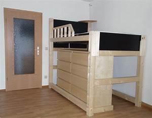 Hochbett Bauen Lassen : ein hochbett in theorie und praxis pcon blog ~ Michelbontemps.com Haus und Dekorationen