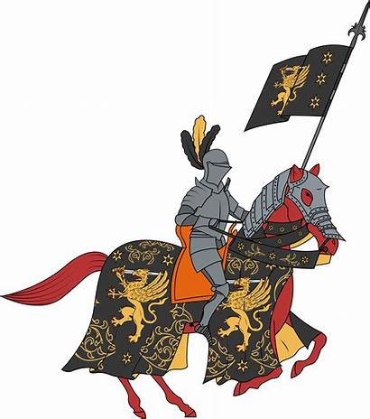 Knight Heraldry Armour Personal Arms Era Renaissance