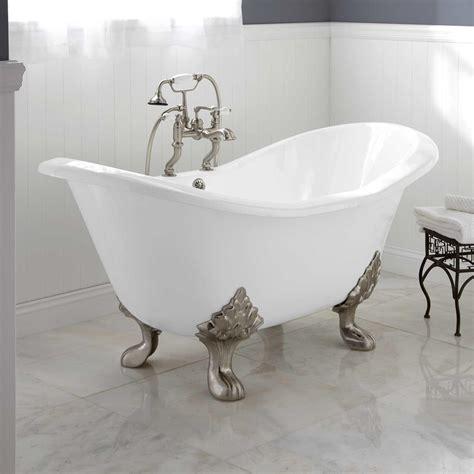 cast iron bathtub arabella cast iron slipper tub clawfoot tubs