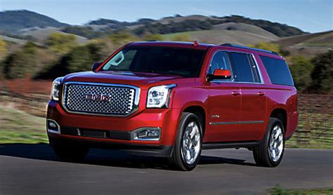 2019 Gmc Yukon Xl Denali 4wd 8speed Automatic  Car And