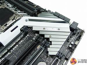 Asus Prime X299-deluxe Motherboard Review