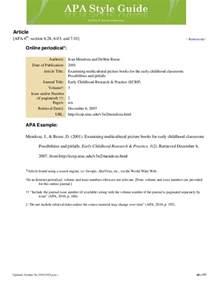 annotated entry using mla bibliography sample