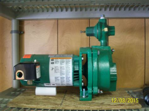 Myers Hj75-d Deep Well Jet Pump 3/4 Hp Supply Water And
