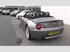 Bmw Z4 Alpina Roadster S U2613 YouTube
