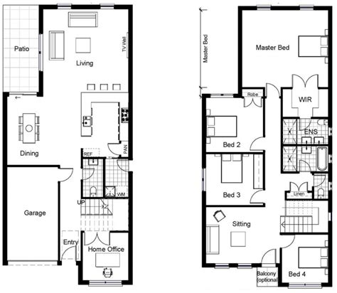 5 bedroom house plans 2 house plan 5 bedroom house plans australia two storey