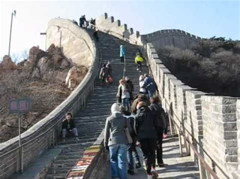 The Great Wall Of China  Kinesiska Muren Youtube
