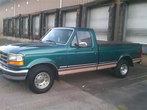 1996 Ford F-150 - Overview