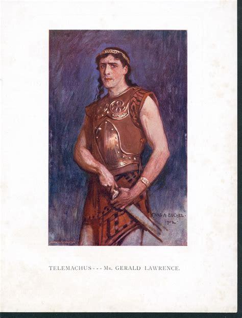 quot ulysses quot majesty s theatre 1902 antique prints of