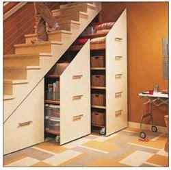 under the stairs storage ideas native home garden design