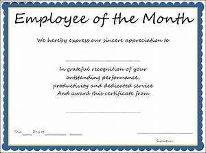 template good job certificate template With good job certificate template