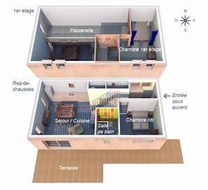 Escalier Sweet Home 3d : sweet home 3d meubles ~ Premium-room.com Idées de Décoration