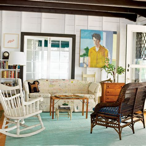 Classic Beach Cottage Style  Coastal Living
