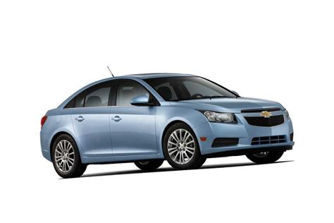 Choose The Chevy Cruze For Great Gas Mileage Green