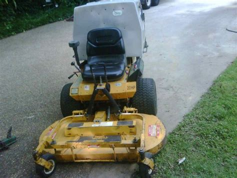 walker mower hp mt lawnsite attachments ghs mow