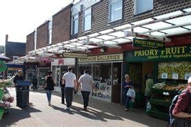 Find Shops in Worksop