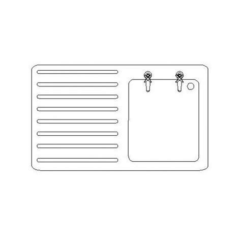 kitchen sink cad block kitchen sink section cad block wow 5672