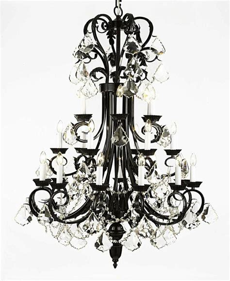 entryway chandeliers large foyer entryway wrought iron chandelier 50 quot inches