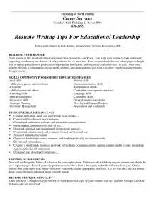 resume writing tips resume writing tips and sles sle resume format