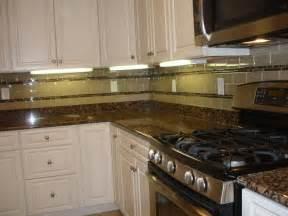 kitchen backsplash tile ideas subway glass brown glass subway tile backsplash home design ideas