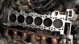 How To Clean Bmw Block And Cylinder Head Or Any Gasket