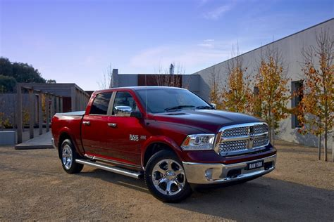 ram  review practical motoring