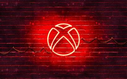 Xbox 4k Wallpapers Neon Violet Brickwall Brands