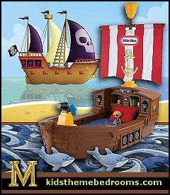 Tikes Pirate Ship Toddler Bed by 404 Not Found