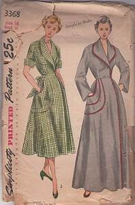 MOMSPatterns Vintage Sewing Patterns - Simplicity 3368 ...