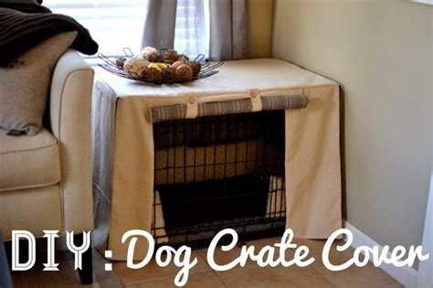 diy dog crate cover woodworking projects plans