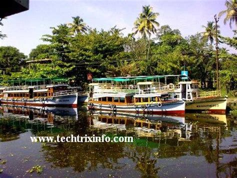 Various Types Of Boats by Techtrixinfo Various Types Of Boats Seen In Kerala