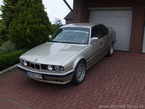 1990 Bmw 525i 24v E34 Related Infomationspecifications