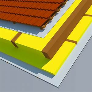 Izolace střechy isover