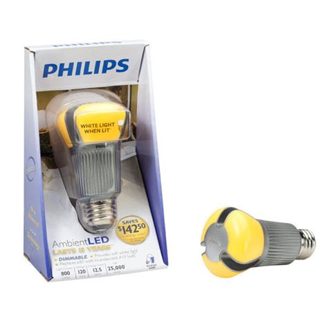 save energy with the philips dimmable ambient led light
