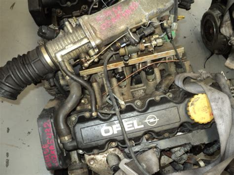 opel corsa gama  engine  special junk mail