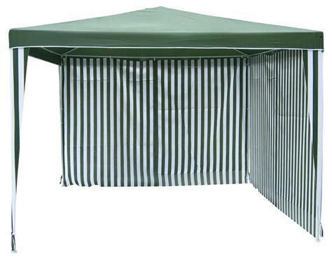 gazebo verde 2 cortinas para gazebo 3x3 verde ref 81896475 leroy merlin