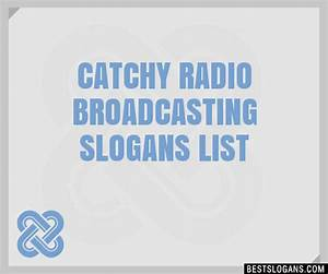 30+ Catchy Radi... Funny Broadcasting Quotes